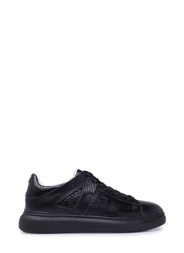 Alberto Guardiani  Ayakkabı Erkek Ayakkabı S Agu101191 Siyah